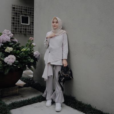 Jangan Salah Pilih! Ini Dia Tips Style Hijab Fashion yang Cocok untuk Wanita Bertubuh Mungil