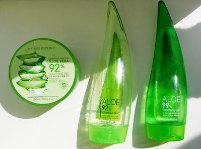 #FORUM Sering Kehabisan Nature Republic Aloe Vera Gel? Nah, Sejumlah Aloe Vera Gel Ini Juga Bisa Jadi Alternatif Kamu Lho!