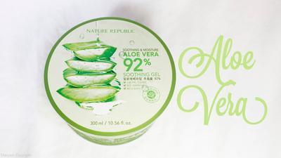 #FORUM Kenapa Sih Nature Republic Aloe Vera Gel Populer Banget?? Worth To Buy Kah??