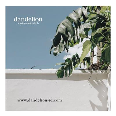 Dandelion Waxing