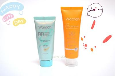 [FORUM] Lebih bagus pakai DD cream atau BB cream Wardah ya untuk sehari-hari?