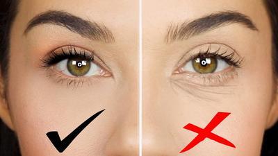Biar Make Up Awet dan Enggak Crack di Bawah Mata, Kamu Harus Lakukan Langkah Ini!