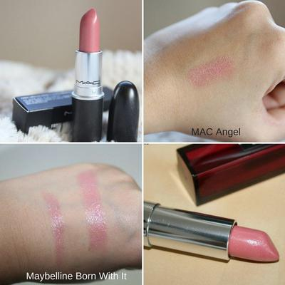 Maybelline Color Sensational Lip Color Born With It