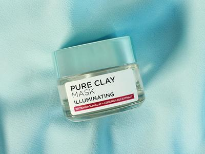 #FORUM Review L'Oreal Paris Pure Clay Mask Illuminating