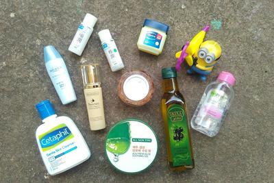 #FORUM Skincare Korea untuk Kulit Kering