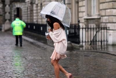 Saat Cuaca Tak Menentu, Fashion Look Ini Bisa Selamatkan Harimu