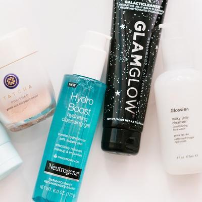 2. Facial Wash