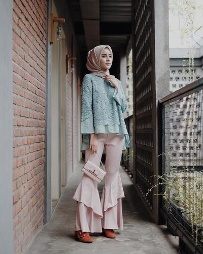Bosan Pakai Rok Ini 3 Model Celana Hijab Yang Bisa Kamu Pakai