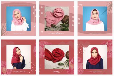 Banyak Netizen Shock dengan Harganya! Awkarin Membuat Brand Hijab Menjelang Bulan Ramadahan!