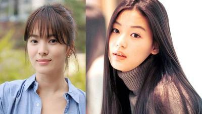 #FORUM Lebih Suka Song Hye Kyo atau Jun Ji Hyun?