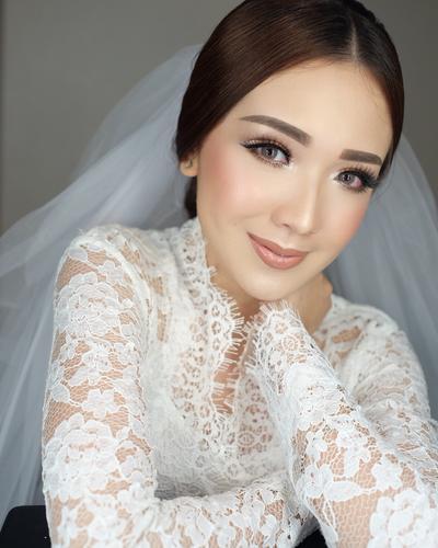 4 Rekomendasi MUA untuk Pernikahan yang Sedang Naik Daun, Siap-siap Dibuat Pangling!