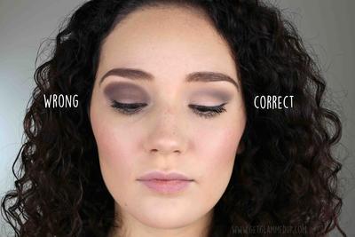 Ternyata, Ini Lho Kesalahan Memakai Eyeshadow yang Sering Dilakukan oleh Para Wanita!