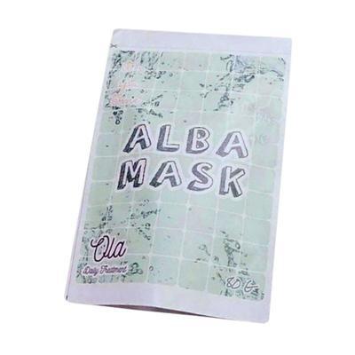 #FORUM Ada yang Pernah Pakai Alba Mask gak?