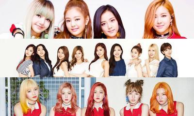 #FORUM Lebih Suka yang Mana antara Blackpink, Red Velvet, atau TWICE?