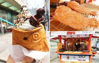 Deretan Kafe-Kafe Unik di Korea Selatan yang Punya Menu Makanan Paling Lucu