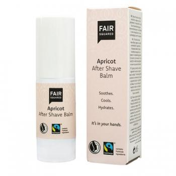 Fair Squared After Shave Balm Women Apricot