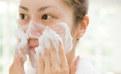 Malas Mencuci Wajah