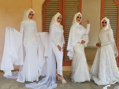 Inovatif Namun Juga Seram, Ini Fakta Hijab Pocong yang Sedang Trend di Malaysia!