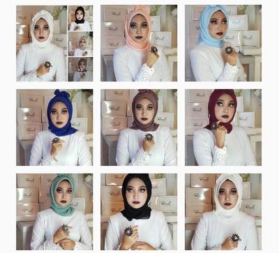 Hijab Pocong Kontroversial dari Malaysia Ini Viral Hingga Indonesia, Ada Versi Pengantinnya Juga, Lho!