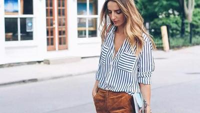 Ikuti Cara Ini Agar Stripes Clothes Tak Bikin Kamu Terlihat Gemuk