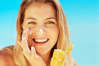 Produk Sunscreen