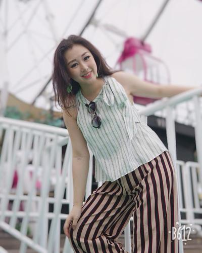 Intip Gaya Sehari-hari Kekinian dari Style Fashion Kathy Indera, Pacar Young Lex Sekarang!