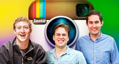 Instagram Di Buat Oleh Perusahaan Teknologi Startup