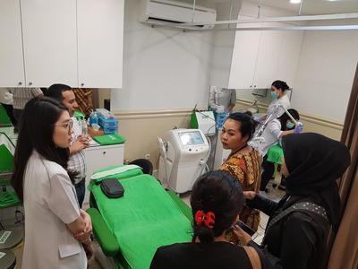 #NEWS ZAP Clinic Mengupgrade Perawatan Ini dengan Alat Kelas Dunia