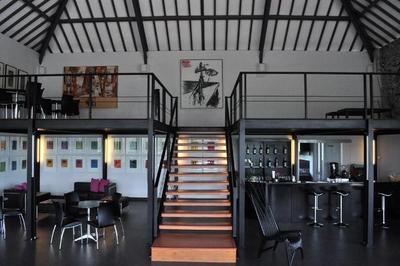 Lawangwangi Creative Space Cafe