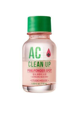 5. Etude House Ac Clean Up Pink Powder Spot