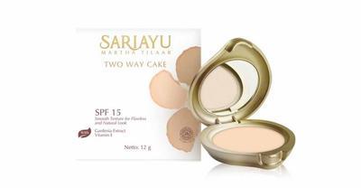 Sariayu Two Way Cake
