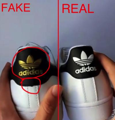 Perhatikan Logo Sneakers