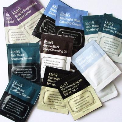 Produk Skin Care dari 4 Merek Korea Ini Dijual dalam Ukuran Sample Juga Lho, Dicoba Yuk!