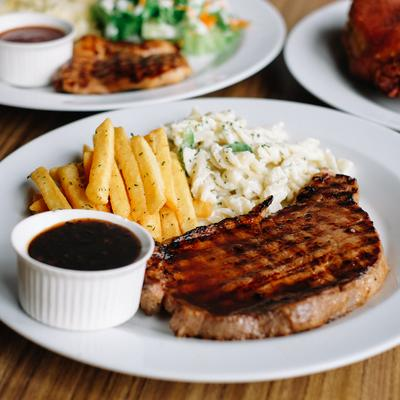 Meaters Steak & Ribs