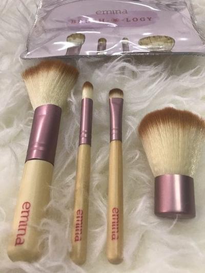 Emina Brush-O-Logy Set