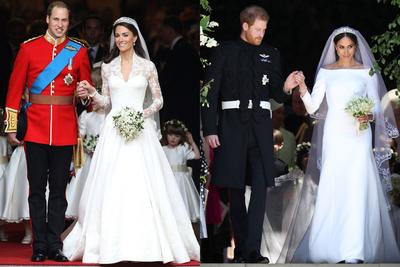 #FORUM Kamu Tim Gaun Kate Middleton atau Meghan Markle?