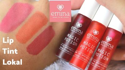 #FORUM Review Emina Lip Tint dong...