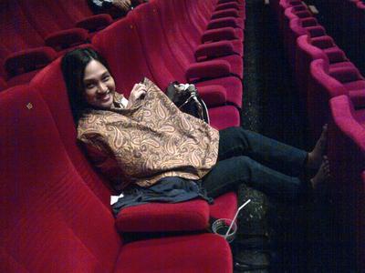 #FORUM Udah Pernah Nonton Film di Bioskop sendiri?