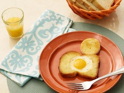 Roti dan Telur