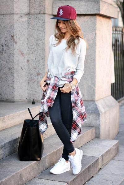 Long Sleeves & Flannel
