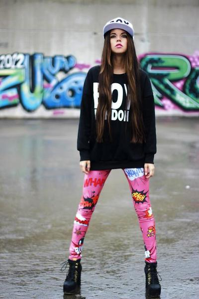 Legging & Ankle Boots