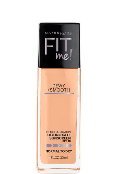 #FORUM Review Maybelinne Fit Me Foundation dong...