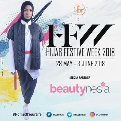 #EVENT Hijab Festive Week 2018 Hadir Kembali!