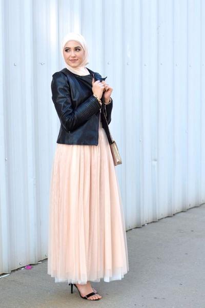 Manis Dan Enggak Norak Inspirasi Style Dengan Tulle Skirt Untuk