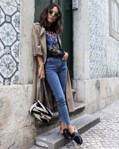 Long Outer to Accentuate Your Casual Look