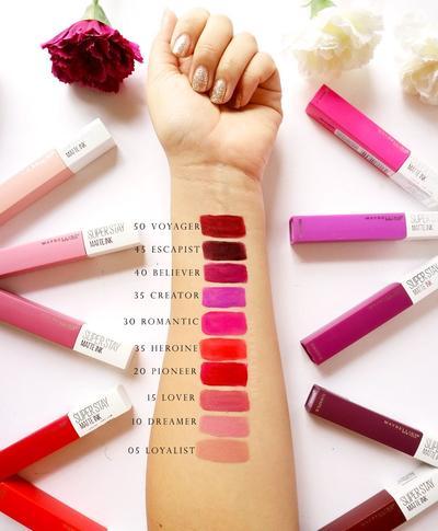 Tersedia 10 Warna