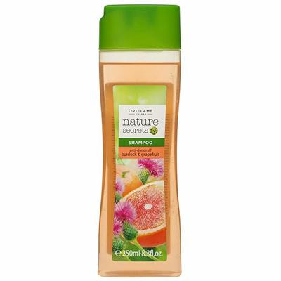 Oriflame Nature Secrets Shampoo Anti-Dandruff Burdock & Grapefruit