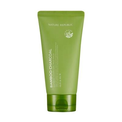 Nature Republic Bamboo Charcoal Mud Pack