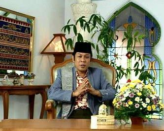 Ceramah KH Zainuddin MZ di Televisi adalah Hal yang Ditunggu-Tunggu