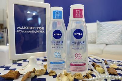 #NEWS Review: Nivea MicellAIR Skin Breathe, Pembersih Wajah Menyegarkan yang Bebas Alkohol dan Pewangi